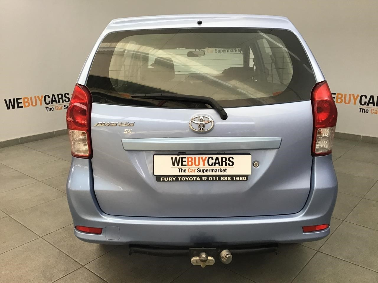 Used 2015 Toyota Avanza 1 3 Sx For Sale We Buy Cars