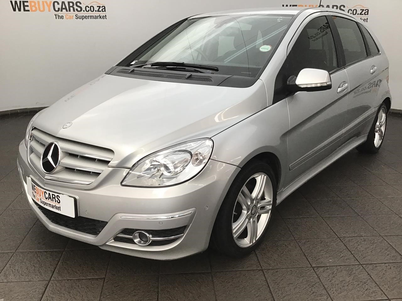 Used 2011 Mercedes Benz B Class B 200 Turbo Auto For Sale Webuycars