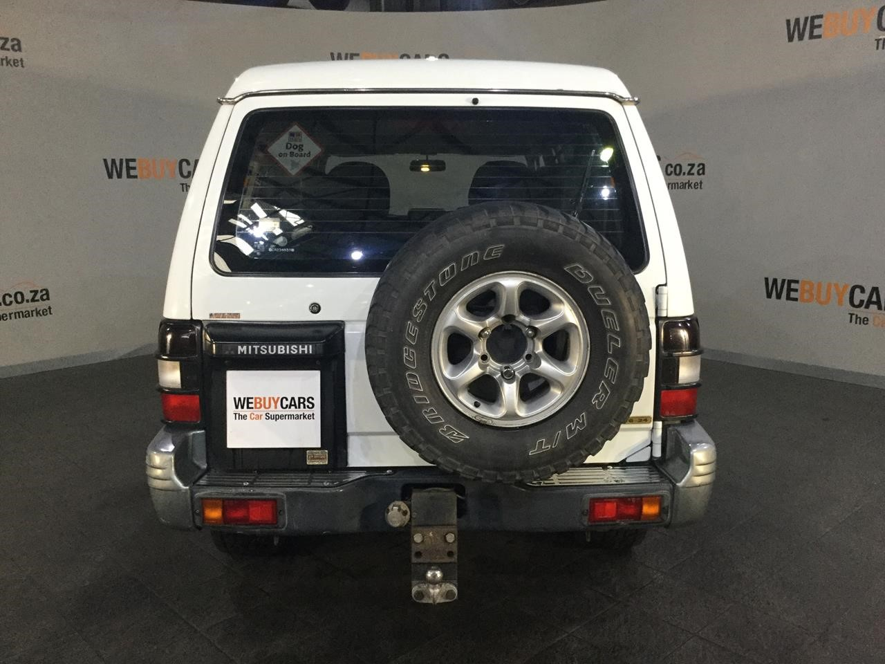 Used 1998 Mitsubishi Pajero 3 5 GLS Auto F/lift for sale
